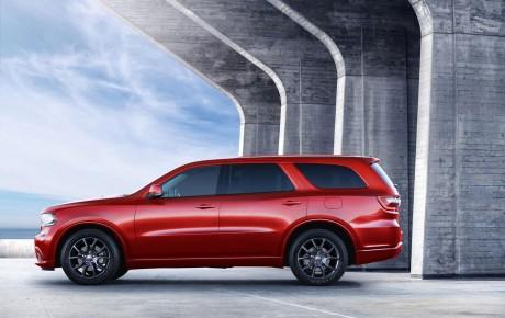 2015 Durango R/T model yenilikləri