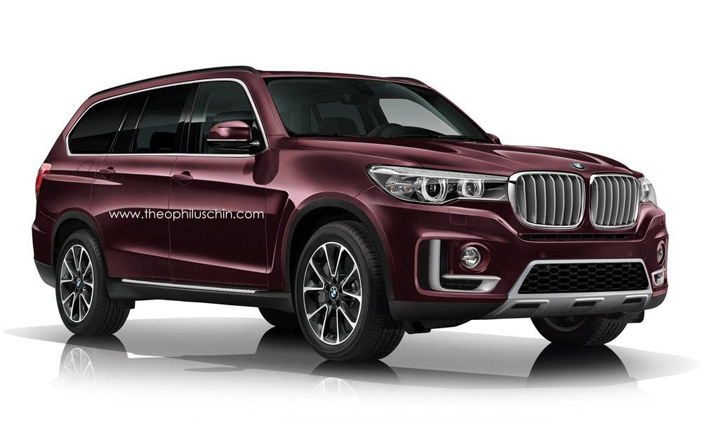 BMW şirkətinin yeni X7 modeli