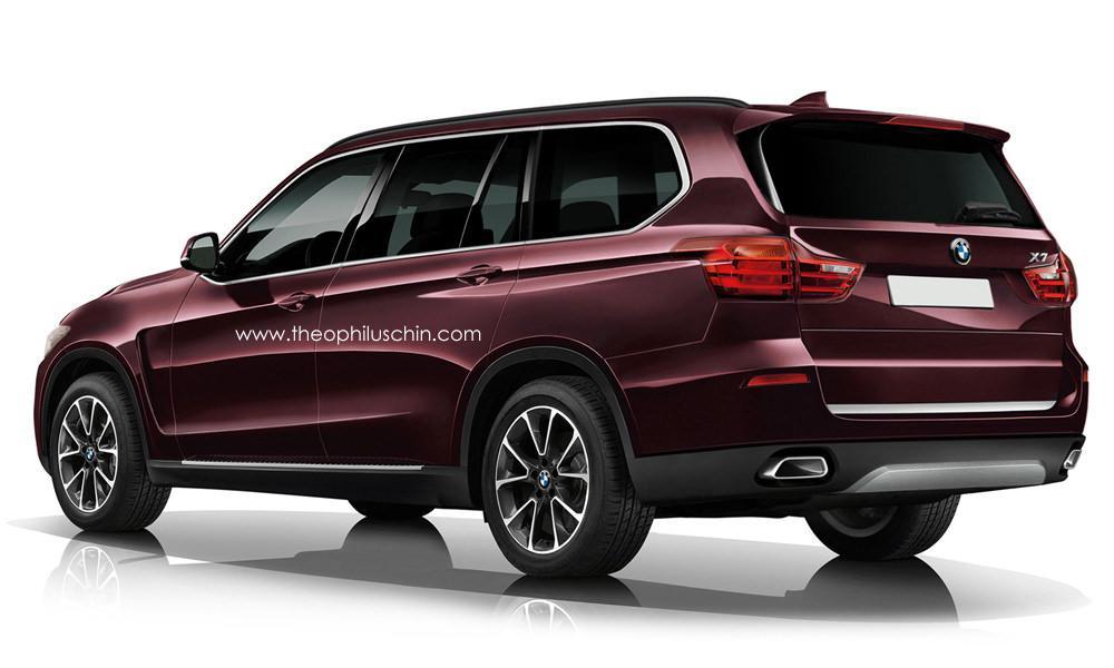 BMW X71