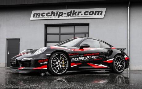 Porsche 911 Turbo S modeli 660 a.g.-nə sahib olacaq