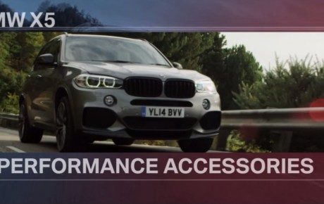 BMW X5 M – Performance