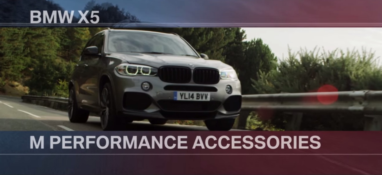 BMW X5 M - Performance