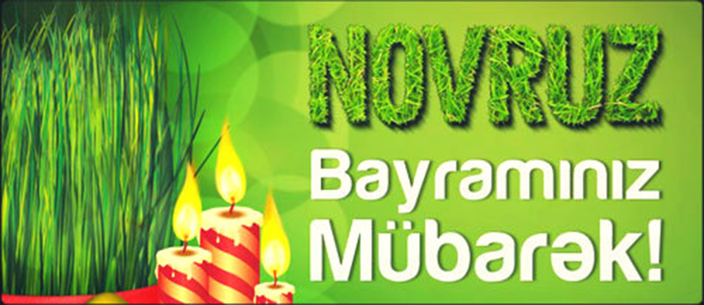 Novruz Bayramınız mübarək!!!