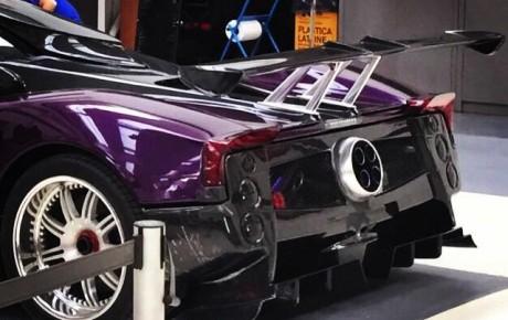 Pagani – yeni ZoZo adlı Zonda modelini istehsal edir