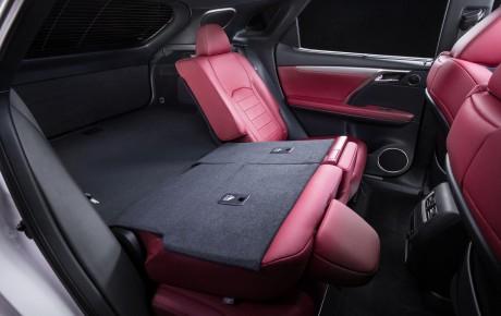 2016 Lexus RX modelinin Nyu-York avtomobil sərgisində təqdimatı baş tutdu