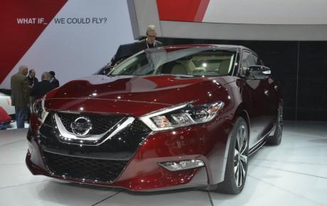 300 a.g. yeni 2016 Nissan Maxima
