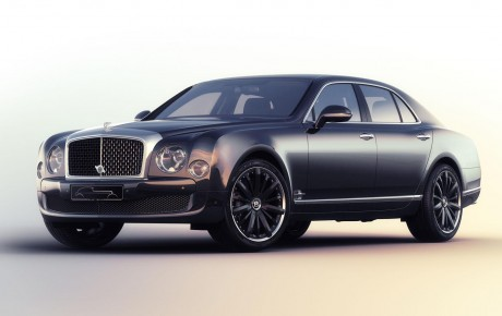 "Bentley Mulsanne Speed xüsusi ""Blue Train"" versiyası"