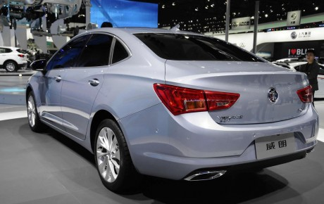 Yeni 2016 Buick Verano
