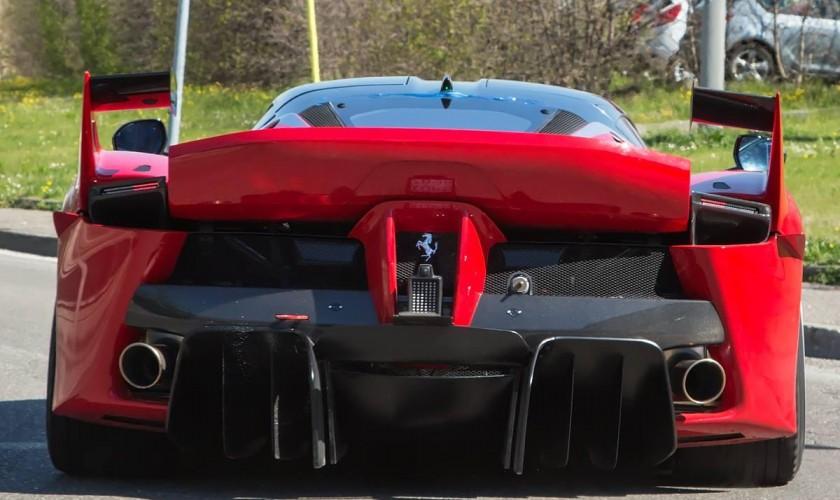 2.5 milyon avro dəyəri olan Ferrari FXX K – 40 modeldən biri