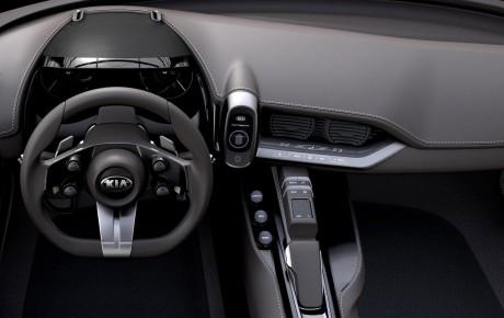 Kia Novo – 2015 Seul avtomobil sərgisində