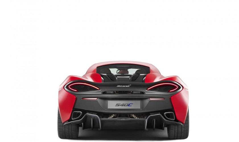 McLaren yeni 540C modelinin təqdimatını həyata keçirtdi