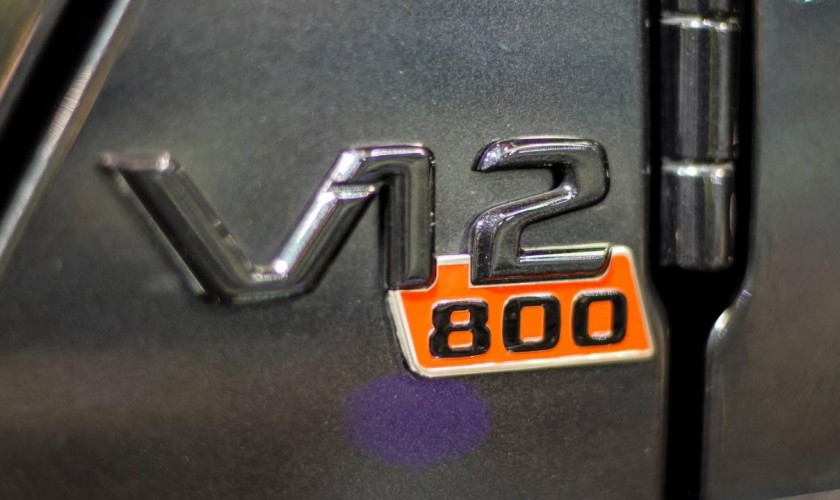 Tyuninq olunmuş yeni Mercedes G65 AMG