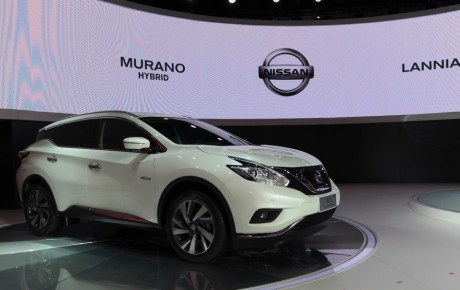 Yeni Nissan Murano Hybrid