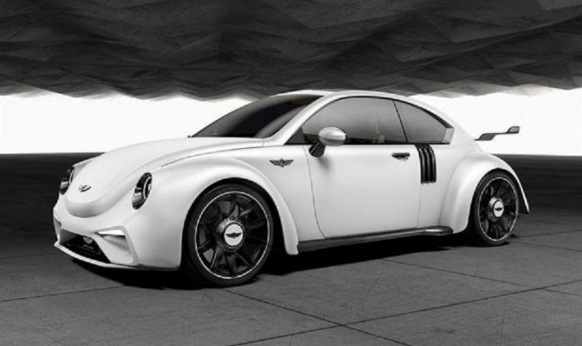 500 a.g. sahib yeni dizayna malik Volkswagen Beetle model təsviri