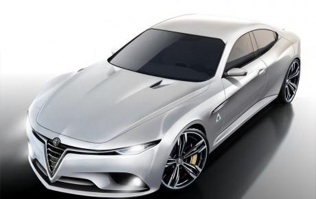 300 a.g. sahib ola biləcək yeni Alfa Romeo Giulia