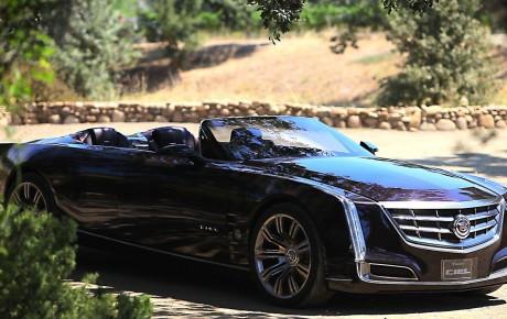 """Cadillac Ciel konseptinin """"Entourage"""" filmi üçün video çarxı hazırlandı (Video)"""