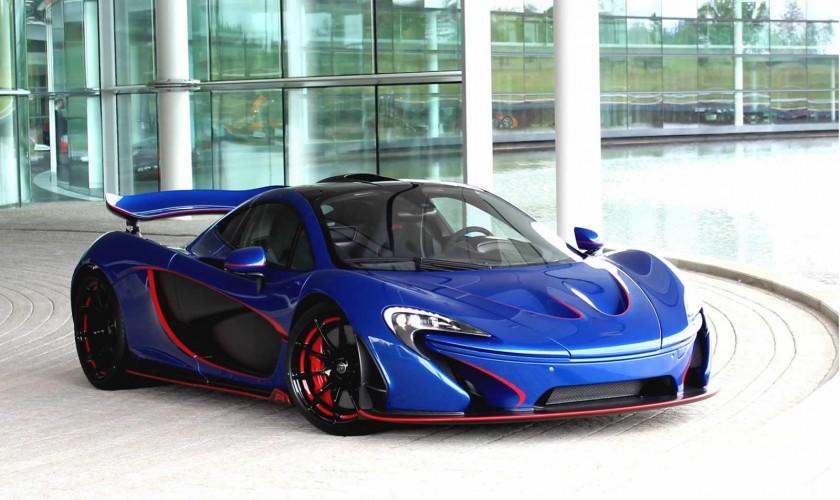 McLaren tərəfindən P1 modelinin yeni versiyası hazırlandı