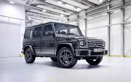 Mercedes-Benz G-Class modellərini yenilədi