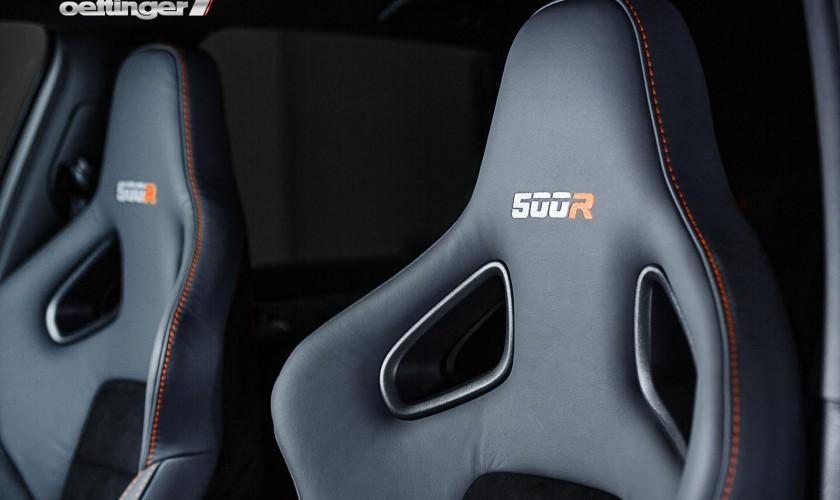 Tyuninq edilmiş yeni 518 a.g. Volkswagen Golf R500