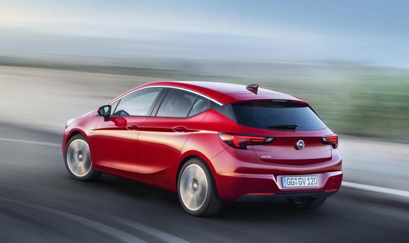 2016 Opel Astra K modelinin rəsmi təqdimatı baş tutdu