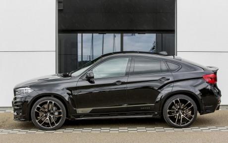 """""""LUMMA Design"""" atelyesi tərəfindən təqdim edilən yeni BMW X6"""