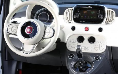 Yeni 2015 Fiat 500 modelinin rəsmi təqdimatı baş tutdu