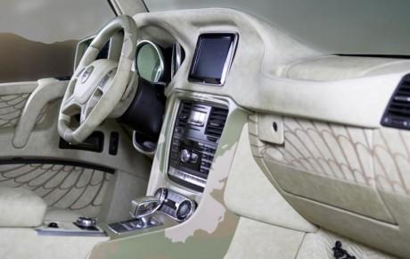 Yeni Mercedes-Benz G63 AMG Sahara Edition