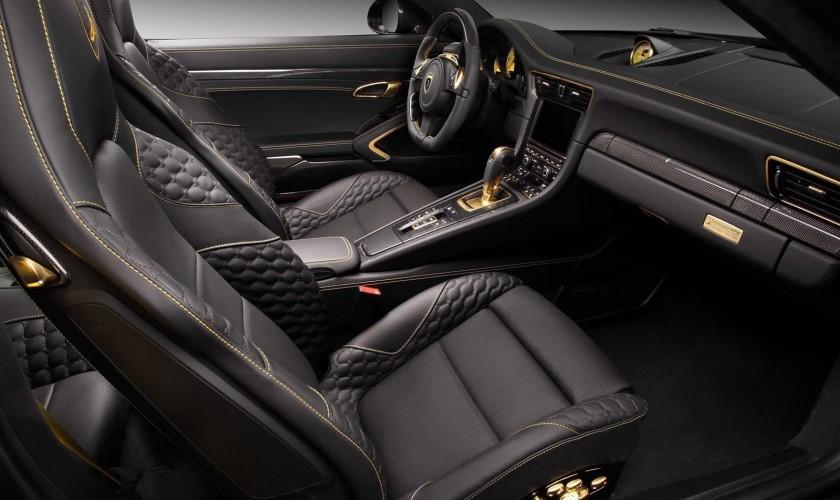 Yenilənmiş Stinger GTR paketinə sahib Porsche 991 modeli