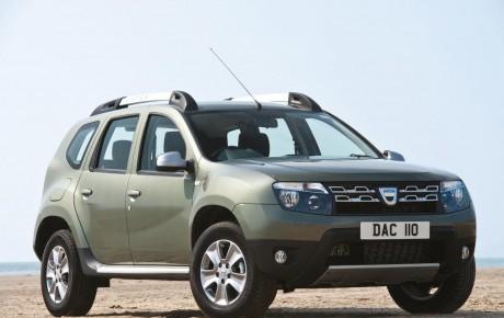 Yenilənmiş mühərrikə sahib Dacia Duster yolsuzluq avtomobili