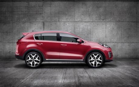 Yeni 2016 Kia Sportage modelinin rəsmi şəkilləri təqdim edildi