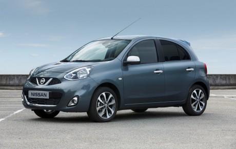 Yeni Nissan Micra N-TEC