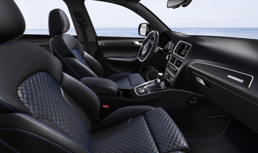 Audi şirkətindən 340 a.g. sahib yeni SQ5 TDI plus modeli